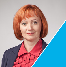Oxana P. Natarova, Head of Paralegal Department