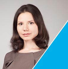 Ekaterina I. Minihanova, Patent Expert